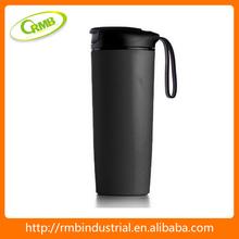 car mug, custom printed reusable travel coffee mug