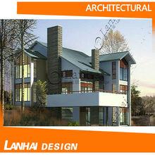 Steel Villa House Design In Nepal