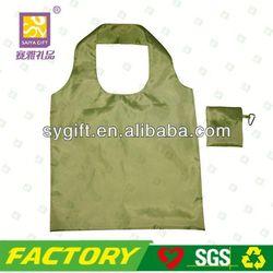 Fashion golf accessory nylon bag with black plastic hook