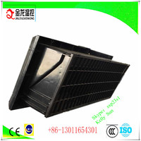 poultry farming equipment air inlet for birds and chicken
