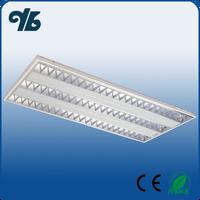 T5 2*4 Feet 3*28W Ceiling Light Louver Fixture