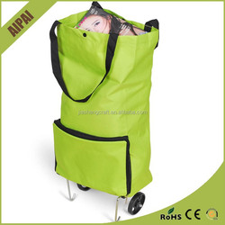 Easy carry foldable shopping trolley price/eco shopping bags