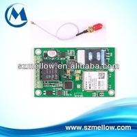 GSM Security Alarm system,gsm rtu sms controller,relay switch by SMS text command