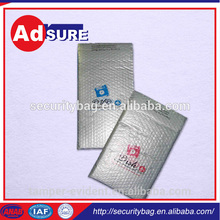 gold kraft bubble mailer/printed custom bubble mailing/photo packaging envelopes