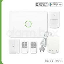868MHz GSM alarm system smart alarm system security alarm system for bulk order