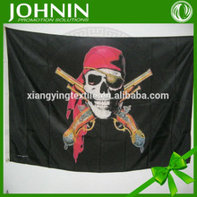 private customize for cheapest high quality pirate flag