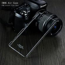 Imak Air Crystal Mobile Phone Case for Lenovo Vibe Shot Z90 ,Transparent PC Phone Case Cover for Lenovo Vibe Shot Z90