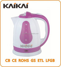 Latest model rotatable rotating electric kettle