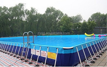 2015 Portable Metal frame stents swiming pool