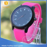 Top level new coming wristband silicone watch