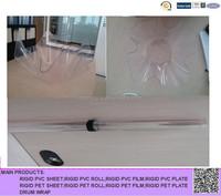 Rigid pet sheet for vacuum forming