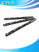 Non-standard customized and OEM lengthen drill bits with coolant hole