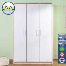 Wholesale new products on china market five doors wooden wardrobe
