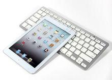 Bluetooth Wireless Keyboard Cordless For iPad 1 2 3 4 Mac Os iPhone