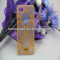 Factory price plastic&PC +IMD thin weightlight case with butterfly cellphone hard case for iphone 5