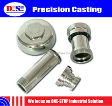 Satin finish / mirror polish precise casting parts - precision casting