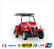 smart 4 seats chinese electric car for Villas golf courses
