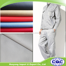 sturdy Poly/Cotton Blend twill fabric wholesale