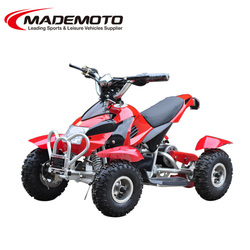 Cheap Price 350w 36v kids electric quad bike mini atv ce from China Factory