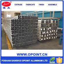 Import From China Extruded 6063 Aluminum Corrugated Tube