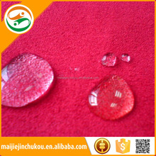wholesale Artificial Suede Fabric/ Polyester Fabric micro suede waterproof/ fake suede fabric for Christmas decorations