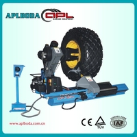 cheap heavy duty truck tyre changer MACHINE CAR REPAIR EQUIPMENT with assisstant arm ce