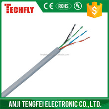 Hot selling good reputation cat5e utp lan cable 24awg