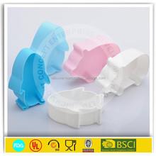 mini single animal shape slicone mold custom ice mold