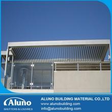 Aluminum Opening Patio Roof