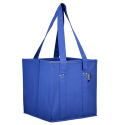 Eco-friendly colorful Tote Shopping nonwoven box