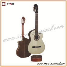 Outdoor Fashion High Quality Double Neck Guitar 12/6