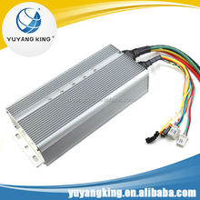 High efficiency BLDC motor controller for electric rickshaw