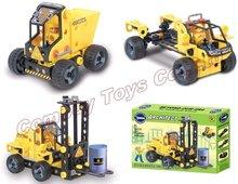 Super Crane / Assemble toys / Children toy / Kid's toy / DIY toy