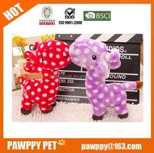 Promotion gift stuffed farm animal small cheap brown dog plush toy