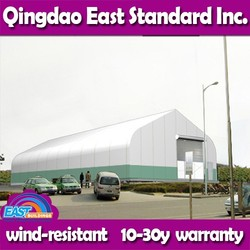 East Standard PVC membrane rip-stop small size metal roof tent