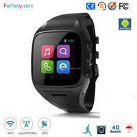 New design q7 watch phone with gsm/wcdma camera 3g wifi gps smart phone watch