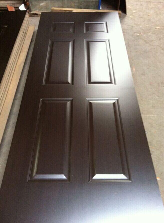 commerce assurance okoum placage de bois contreplaqu peau de porte portes id de produit. Black Bedroom Furniture Sets. Home Design Ideas