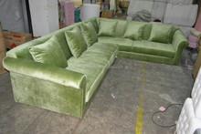 fabric corner sofa set XYN344