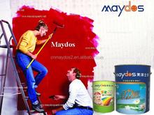 China TOP 5----Waterproof interior emulsion wall paint M9700