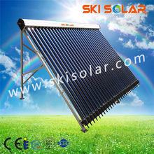 2015solar heating system tube collector (heat pipe & CE Approval)