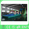Amusemement park kids adult inflatable water slide from factory