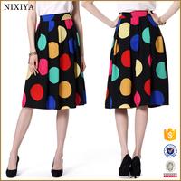 Colorful Short Skirts Dancing Short Skirts 2015 Fashionable Short Skirts