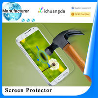 High quality! Premium durable 9H anti-explosion, anti scratch tempered glass screen protector for samsung galaxy note 3