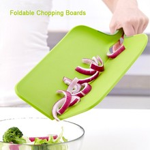 New Style Foldable Plastic Cutting Board