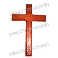 Hand Painted wall wooden crosses for crafts