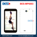 Dual MTK8282 de la cámara con ranura para tarjeta SIM incorporada teléfono tableta 3g 6 pulgadas android tableta pc