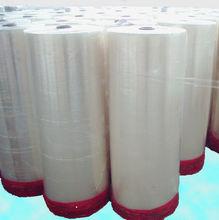 bopp jumbo roll adhesive clear tape50mic*1280mm*6000m