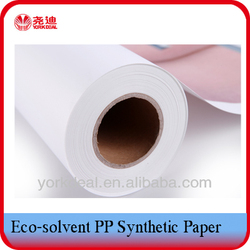 100% Water Proof Matte Wide Format Paper