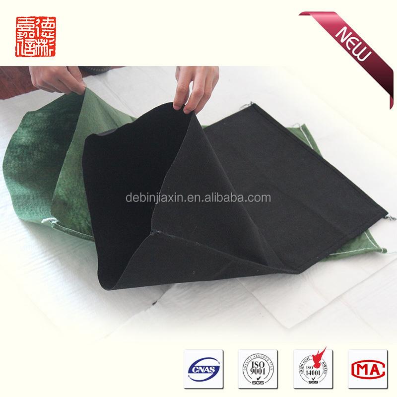 Inundação geotêxtil de polipropileno barreiras de secagem sacos