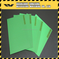 Best Selling Reflective Material Products Glow In The Dark And Reflective Film